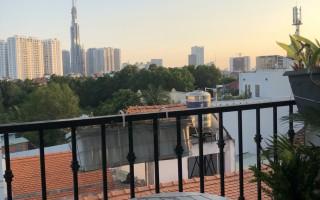 Bán căn hộ dịch vụ nhỏ xinh Thảo Điền -9.5 tỷ