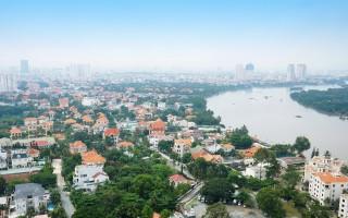 Cho thuê đất Mặt tiền Quốc Hương, Phường Thảo Điền - 1000m2
