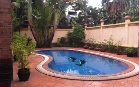 Biệt thự Thảo Điền - Trần Ngọc Diện - Hồ bơi sân vườn tuyệt đẹp