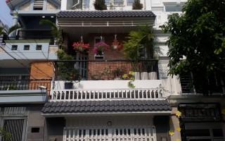 Bán nhà phố Thảo Điền - Đường Nguyễn Bá Huân
