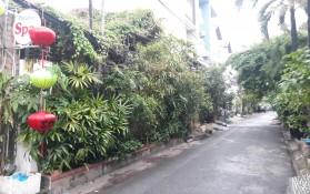 Biệt thự góc 2 mặt tiền đường Trúc Đường, Khu Báo Chí -