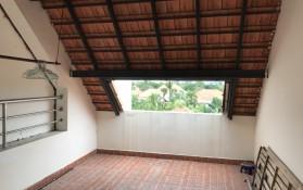 little Villa for rent in Thảo Điền, Green Area, 4 Beds, Garage, Garden.