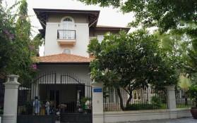 Biệt thự Thảo Điền 1, Khu 146 Nguyễn Văn Hưởng, phường Thảo Điền - 613.65