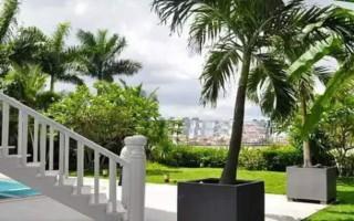 Biệt thự Thảo Điền - Biệt thự mặt sông Sài Gòn khu bảo vệ cao cấp - 983.75