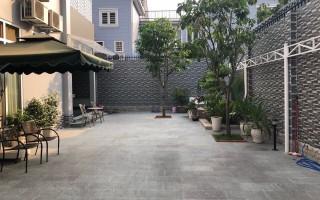 Bán Biệt thự Thảo Điền - Góc 2 mặt tiền Compound Fideco - 409.60