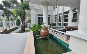 Cho thuê biệt thự Khu Eden Thảo Điền - 450m2.100tr