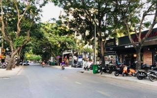 Đất biệt thự đường Xuân Thuỷ Thảo Điền - 222m2 - 170tr