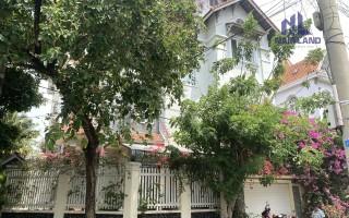 Biệt thự góc 2 mặt tiền 204B Nguyễn Văn Hưởng - 45 tr/ tháng