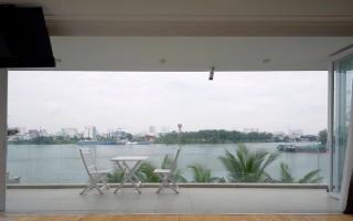 3 nền đất Liền kề mặt sông Sài Gòn, Khu Bảo vệ 165 Nguyễn văn Hưởng