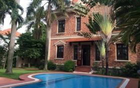 Siêu Biệt thự Góc 2 mặt tiền Khu Fideco Thảo Điền 974m2 - 169 tỷ