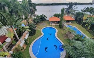 Biệt thự Thảo Điền ven sông Sài Gòn cho thuê- 1000m2 - 5000$